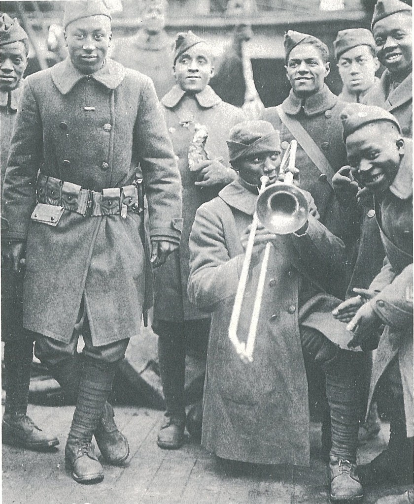Harlem Hellfighters Vacation Package - 369th Harlem Infantry Soldiers and Jazz Band