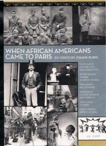 when african americans come to paris, part of our black history in Paris series