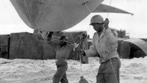 African American Barrage Balloon Battalion